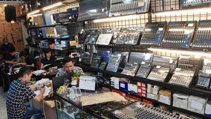 Biaya Modal Usaha Elektronik Terbaru | Biaya.Info